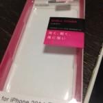 iphone6plusクリアケース買ったレヴュー