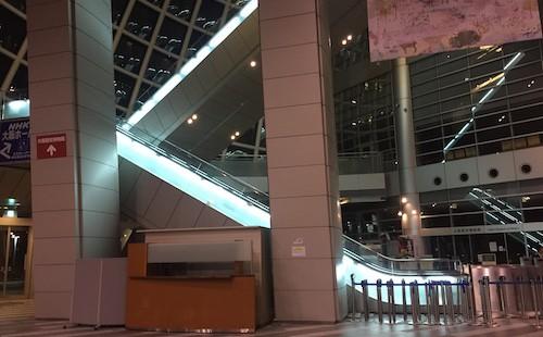 NHK大阪ホール内で飲食はできる?